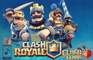 Cara Mengganti Nada Dering & Ringtone BBM Menggunakan Clash Of Clan & Clash Royale