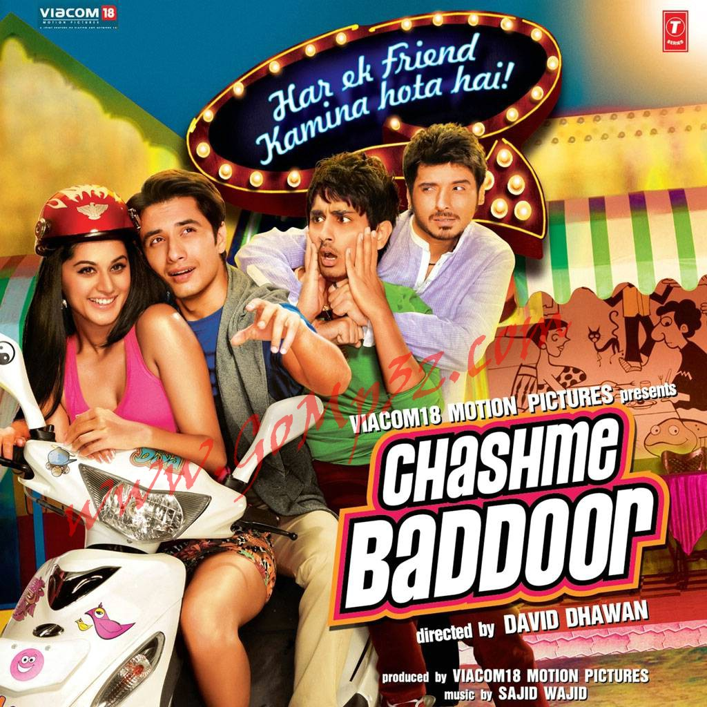 Chashme Baddoor (2013) Hindi MP3 Songs Download - FREE