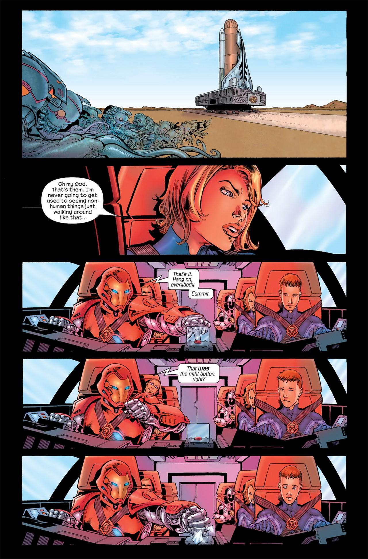 Read online Ultimate Secret comic -  Issue #3 - 18