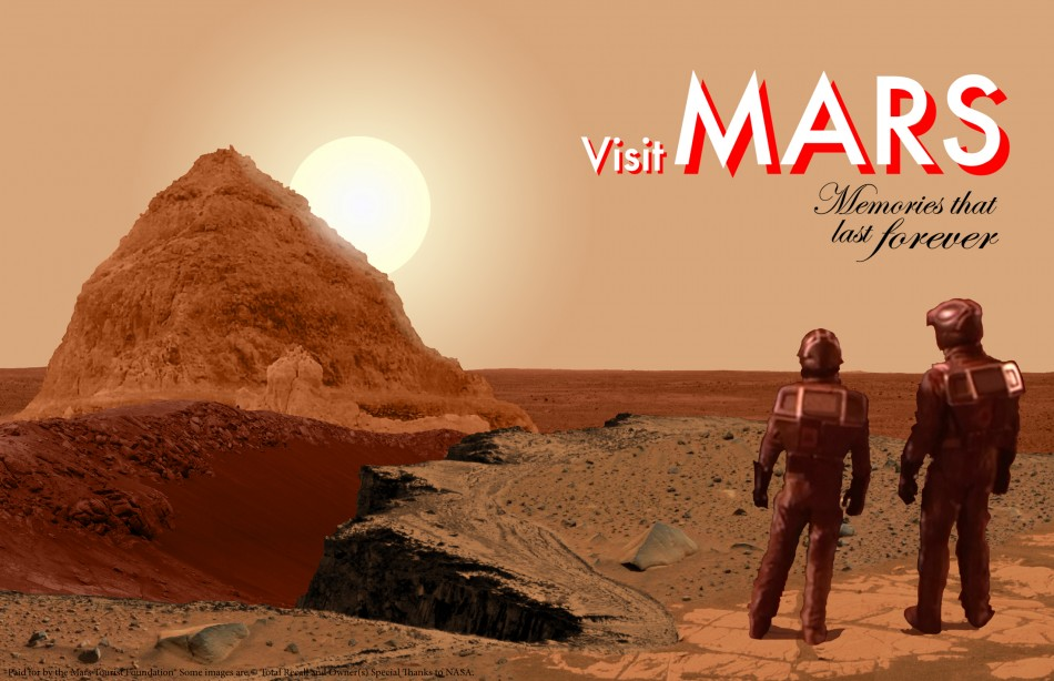 visits to mars - photo #12