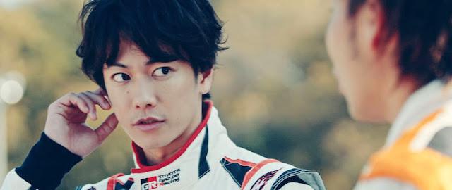 遂に佐藤健自身もドライバーに!トヨタ「TAKERU SATOH MEETS GAZOO」第三弾「KART篇」公開!