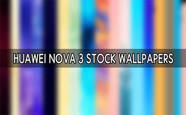 Review Spesifikasi Huawei Nova 3 Dan Download Wallapernya