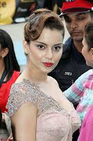 Kangana Ranaut in Saree ~  Exclusive Pics 009.jpg
