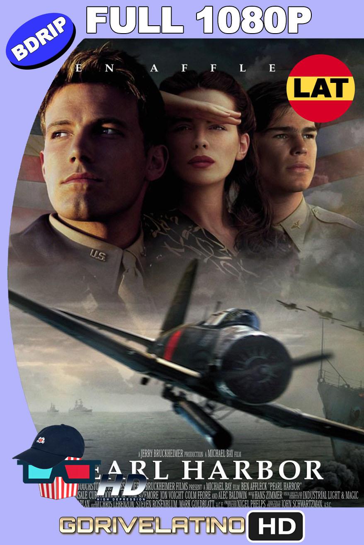 Pearl Harbor (2001) BDRip 1080p Latino-Inglés MKV