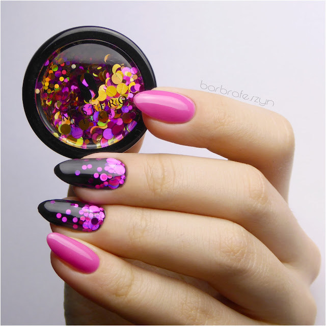 Mistero Milano Sprinkles Effect Metallic No.6