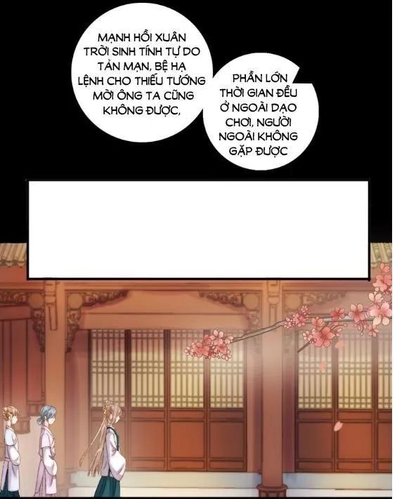 Nàng Phi Cửu Khanh - Thần Y Kiều Nữ chap 4 - Trang 17