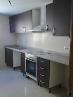 atico duplex en venta calle pintor lopez castellon cocina
