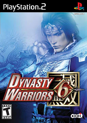 Dynasty Warriors 6 (PS2) 2008