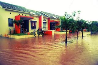 Hindari Rumah yang RawanTerkena Banjir