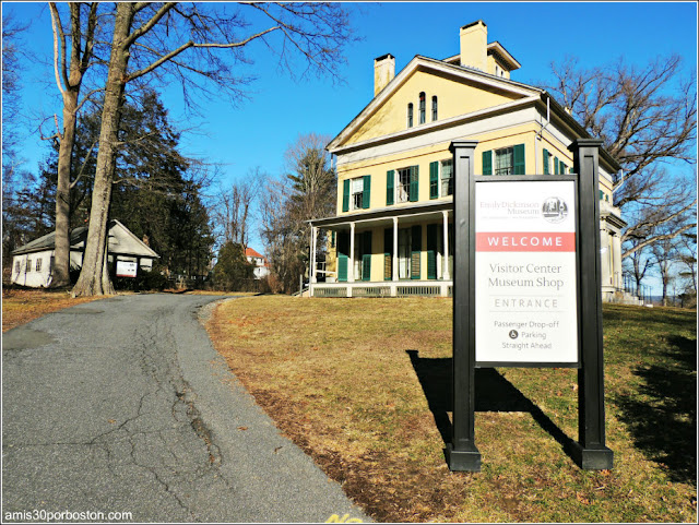 Viernes de Museos Gratis en Massachusetts 2017: EMILY DICKINSON MUSEUM