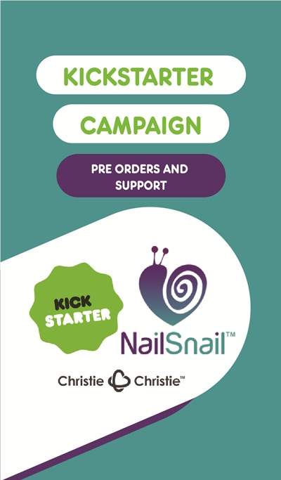 The Nail Snail - Safe Nail Trimmer for Babies and Kids