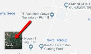 Panduan Cara Mengukur Jarak antara Dua Tempat dengan Google Maps