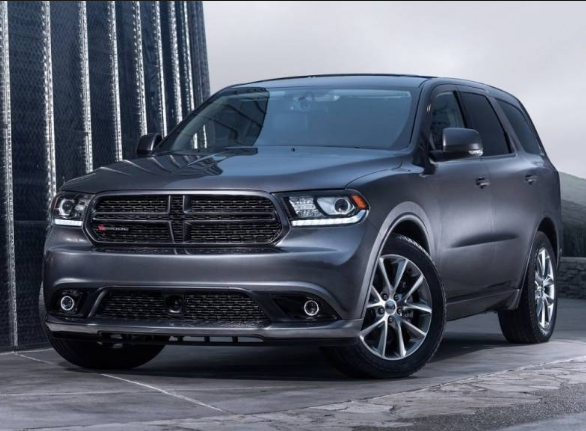 2016 Dodge Durango V-8 AWD Review