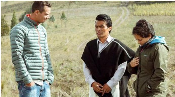 ECUADOR: Un documental del pueblo Salasaka