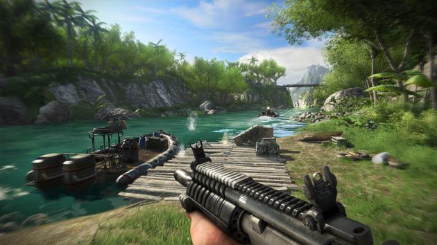 Far Cry 3 (Video Game Review) - BioGamer Girl