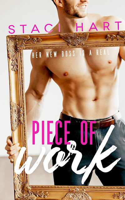 Blog Tour - Piece of Work by Staci Hart