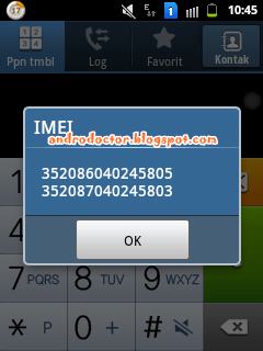 Cara Cek IMEI Samsung,
