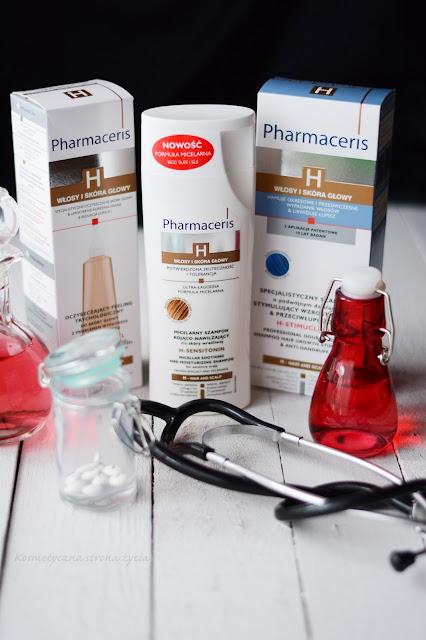 Pharmaceris H-Stimuclaris, H-Stimupeel, H-Sensitonin