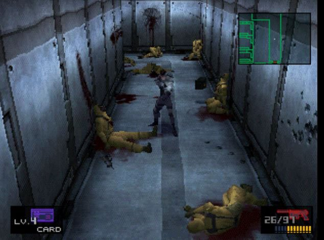Metal Gear Solid podría regresar en forma de remake