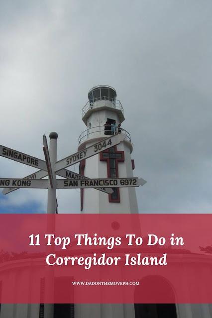 Corregidor travel guide