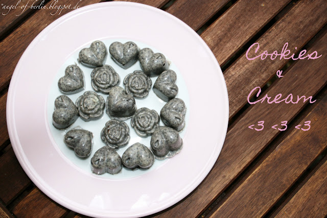 Oreo Weiße Schokolade Pralinen