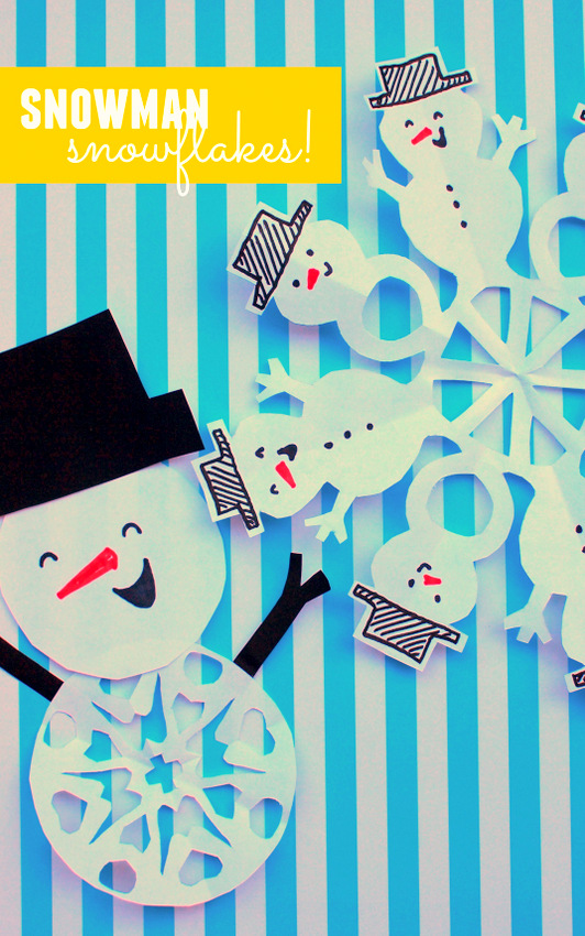 Geometric snowman | MINI ECO | 850x532