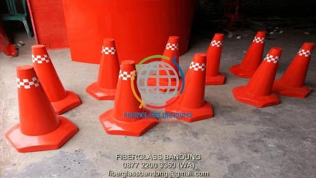 traffic cone fiber