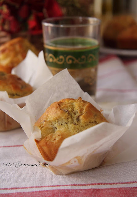 Muffin-funghi-porcini-secchi-fontina