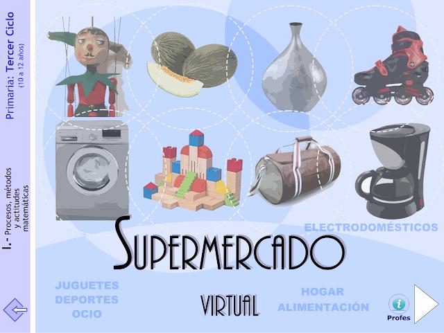 Supermercado virtual.