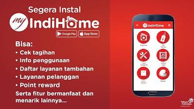 Situs dan Aplikasi MyIndihome