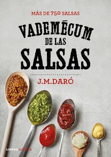 Portada Vademécum de las salsas