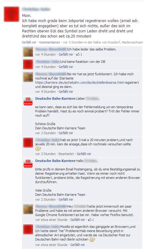 Neues Von Der Deutschen Bahn Karriere Karriere Blog