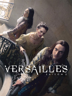 Versailles Temporada 2 audio español