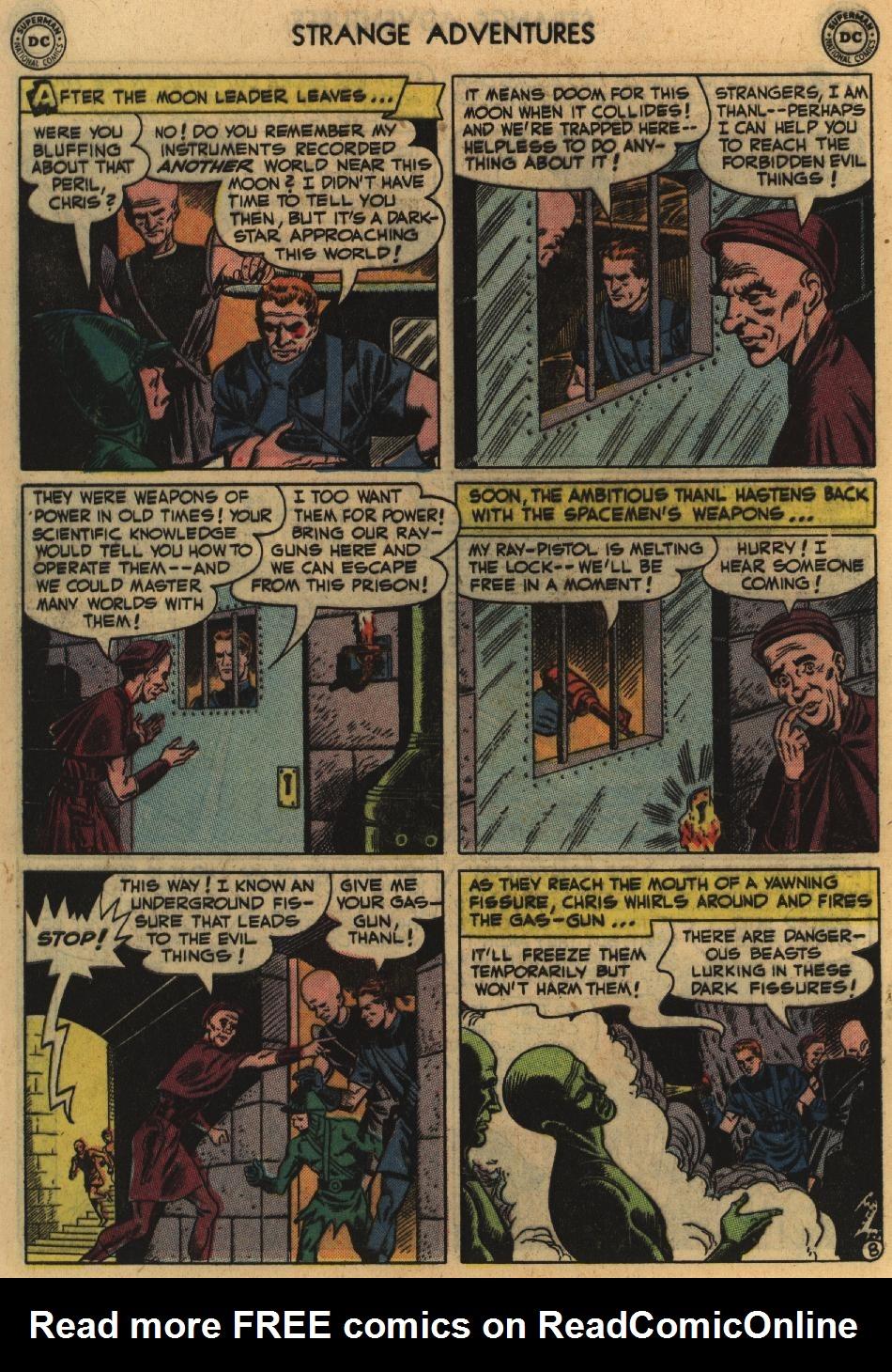 Strange Adventures (1950) issue 11 - Page 46