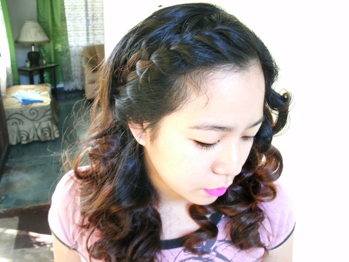 Awesome Beautyklove 5 Cute Birthday Hairstyles Back To School Hairstyles Hairstyles For Women Draintrainus