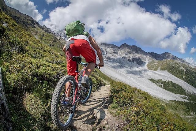 GPS Track Payerhütte MTB Mountainbike