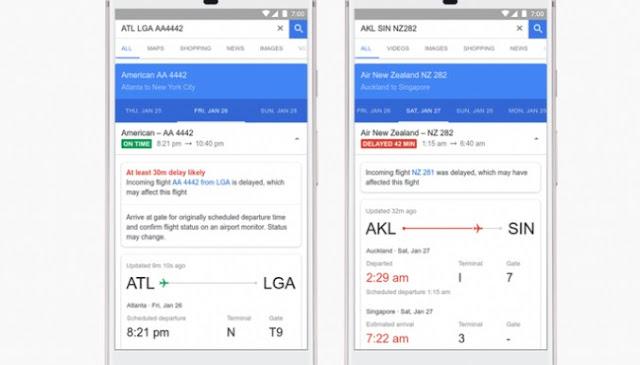 Cara Mudah Mengtahui Delay Penerbangan Dari Google
