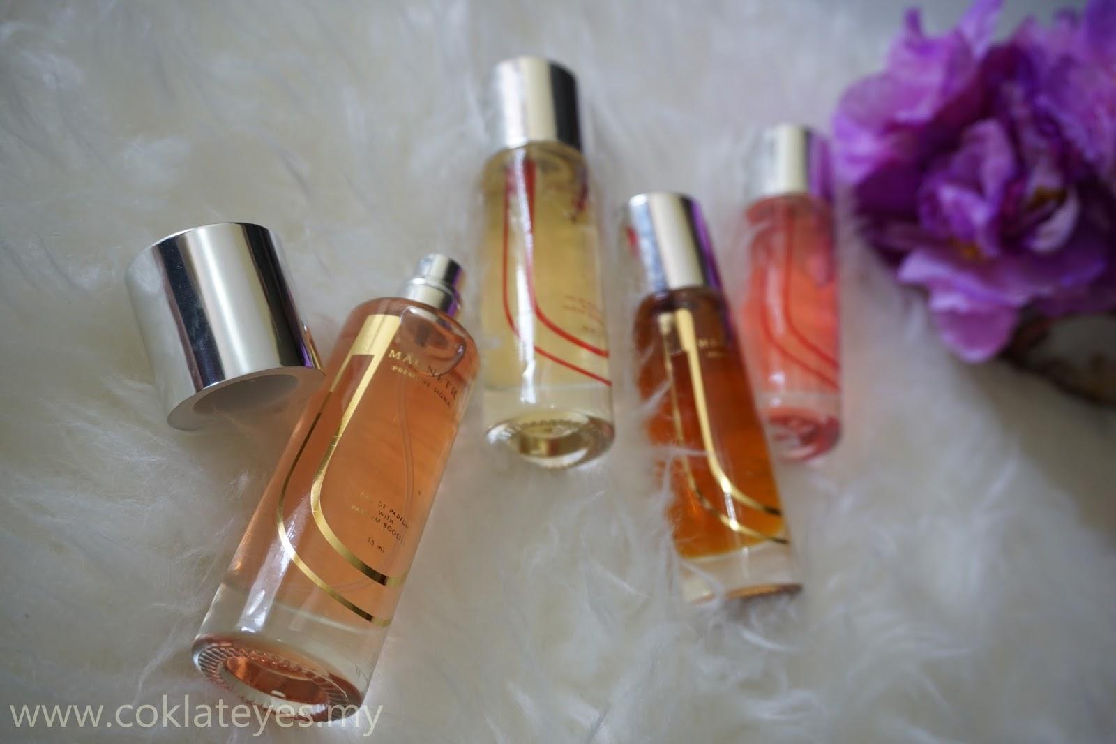 REVIEW MAGNETICA PARFUM Perfume Setanding Bauan