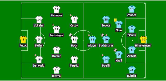 De virada, FC St Pauli inicia a temporada com vitória contra o Magdeburg.