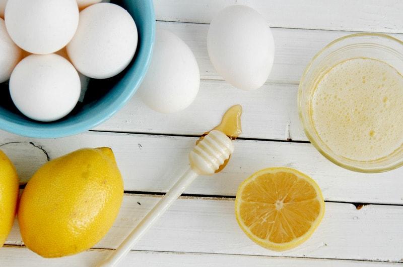 Masker Wajah Putih Telur