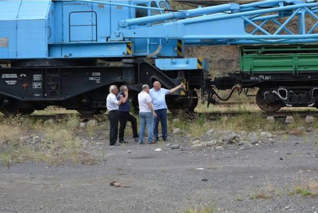Crearán punto de control ferroviario en Ayrum