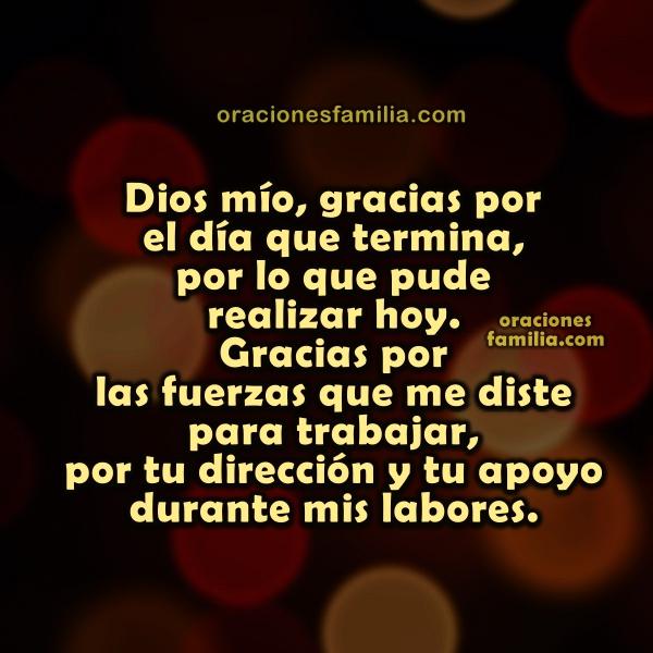 Oración con imágenes para la noche, oraciones de buenas noches, descanso tranquilo, duermo bien con esta oración por Mery Bracho.