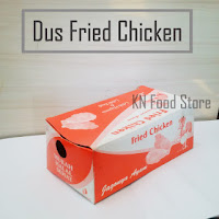 Kardus-Fried-Chicken - Box-Fried-Chicken - Dus-Fried-Chicken