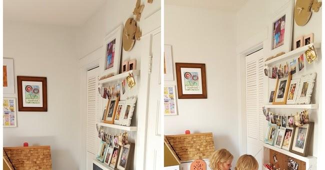 Diy un bureau suspendu pour enfant initiales gg for Build your own wall mounted desk