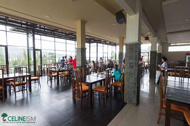 de danau lakeview restaurant bali location