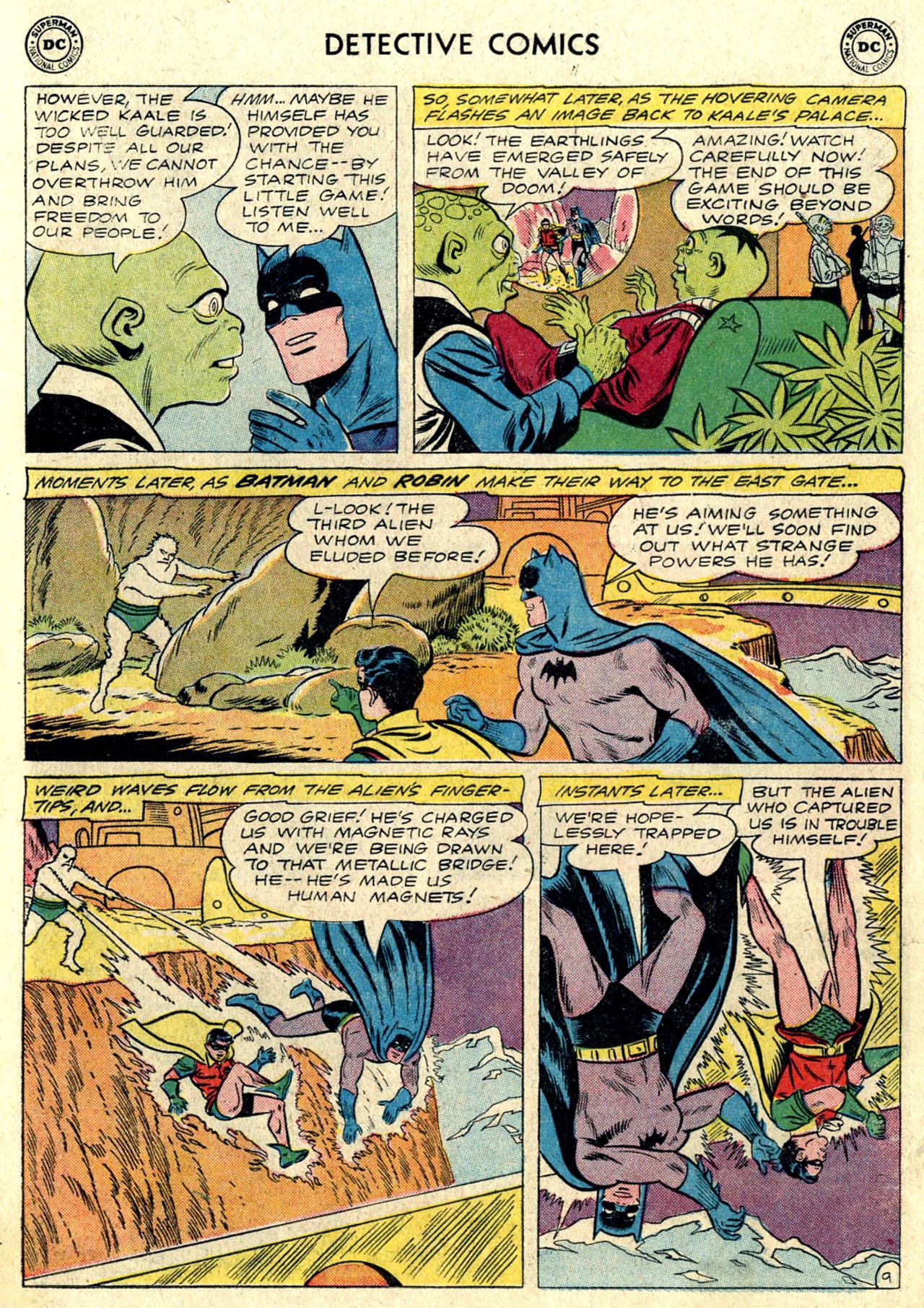 Detective Comics (1937) 299 Page 10