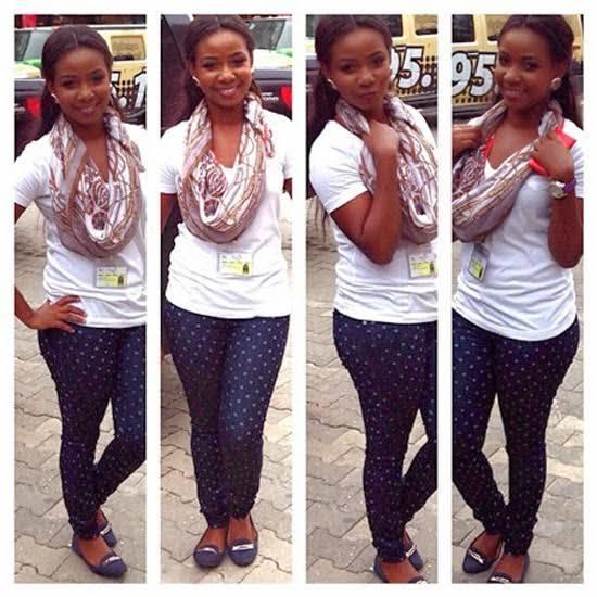 See Photos Of Genevieve Nnajis Daughter, Chimebuka Nnaji -7289