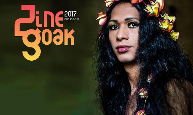 Cartel anunciador del festival Zinegoak