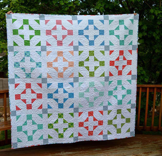 Hang Time In Hazel Quilt Free Pattern