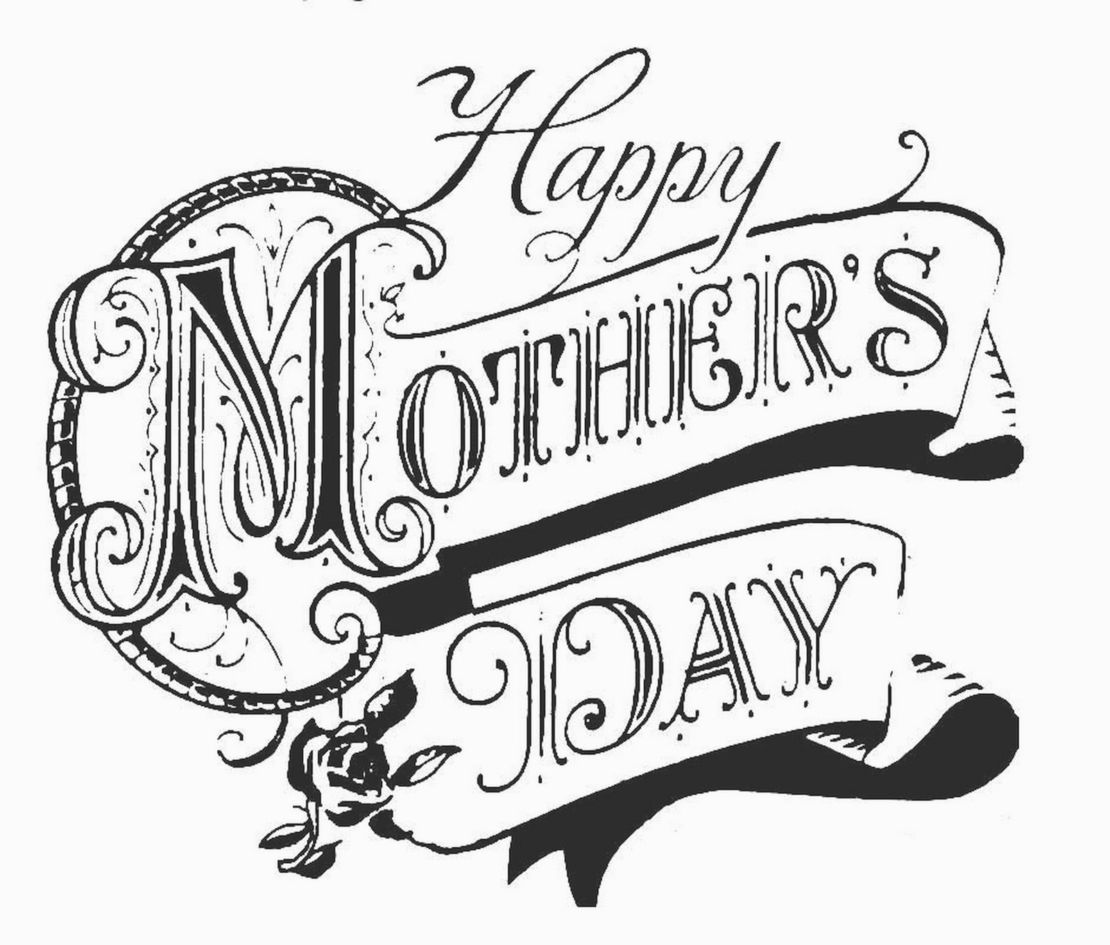to all the moms out there